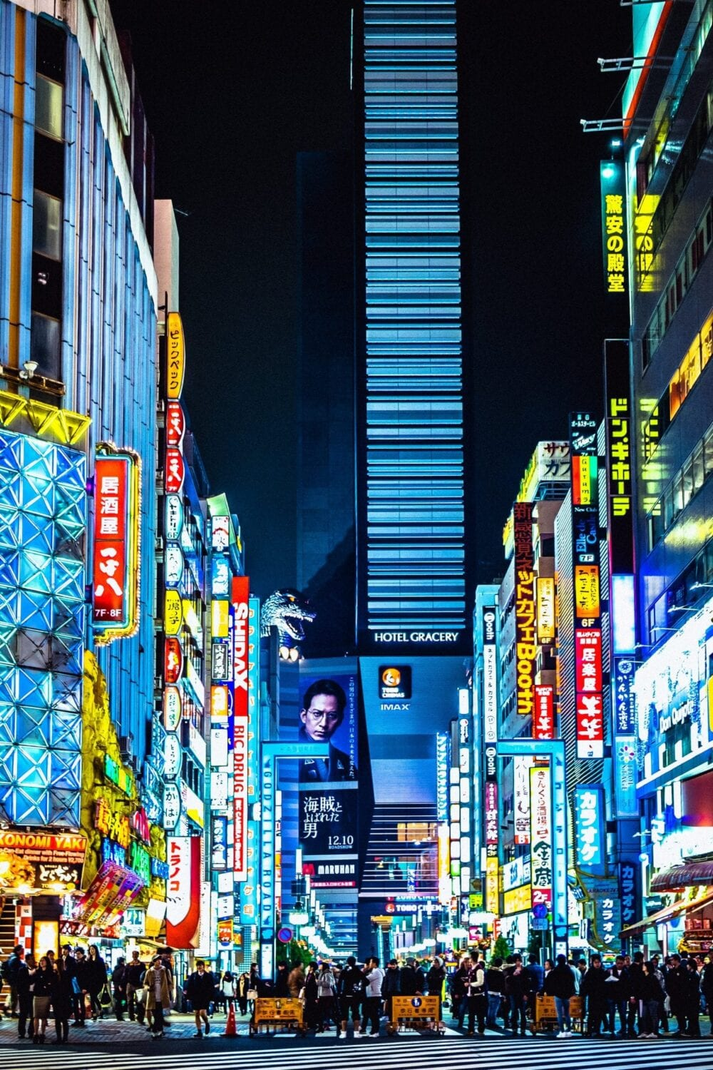 The Ultimate Guide To Shinjuku Tokyo S Jaw Dropping Neon
